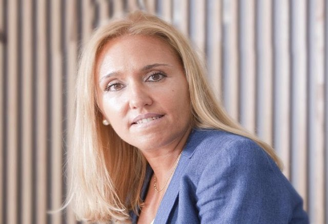 Ana Sánchez, directora general de Ganvam
