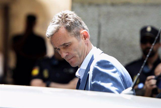 Baleares aprueba la retirada definitiva de la Medalla de Oro de la Comunidad Autónoma a Urdangarin