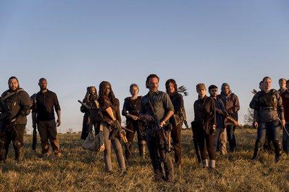 AMC tiene planeados 10 años más de The Walking Dead