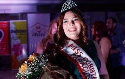 'Miss Gordita Paraguay' tiñe de valentía las calles de Asunción