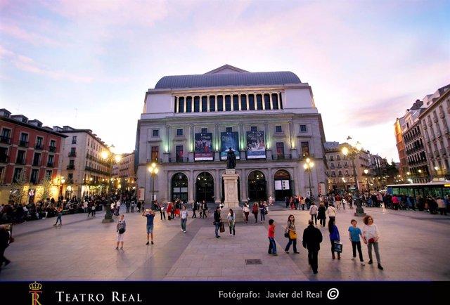 Vistas Teatro Real