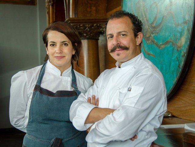Benito Molina, chef mexicano que visita Cantabria para conocer su gastronomía
