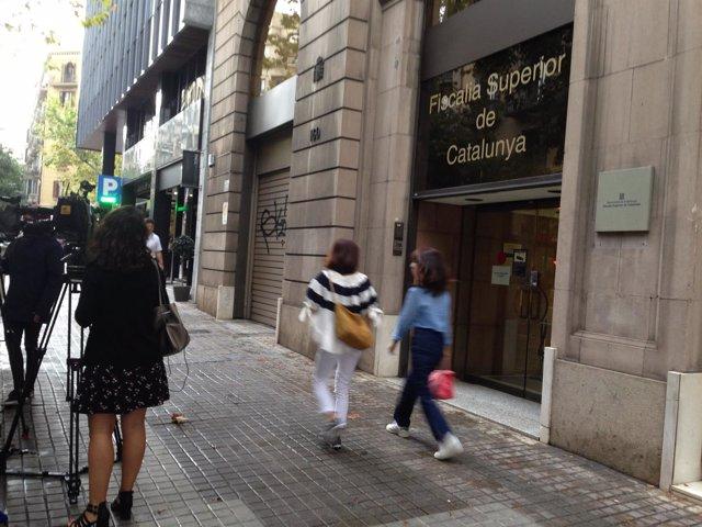 ARCHIVO/ Fiscalia Superior de Catalunya