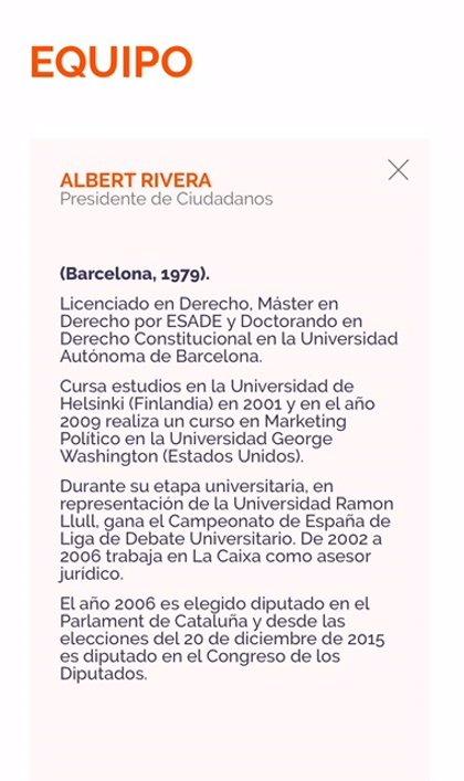 La Universidad Autónoma de Barcelona niega que Rivera sea doctorando en su universidad como dice el currículo de Cs
