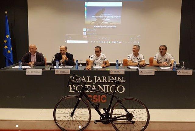 I Vuelta Ciclista por la Ciencia