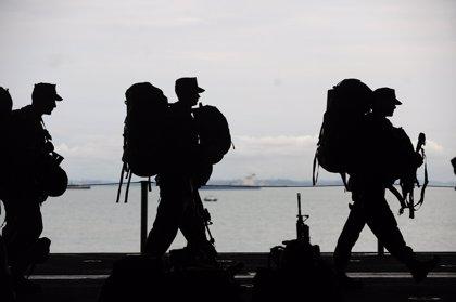 Detienen a dos militares ecuatorianos tras descubrir más de una tonelada de cocaína en una base militar