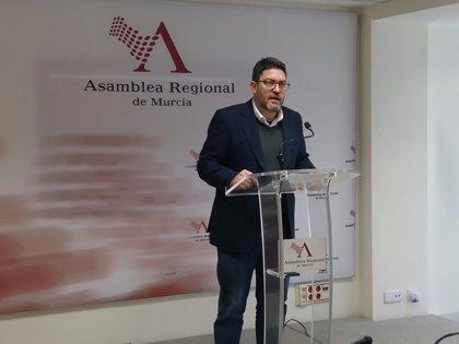 """Ciudadanos lamenta que el PSOE se confirme como """"el enemigo número uno"""" del trasvase Tajo-Segura"""