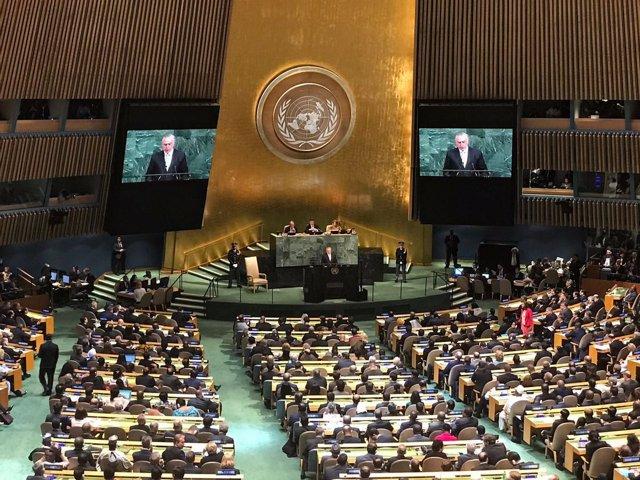 Temer en la ONU