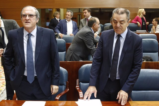 Segunda jornada del Debate del Estado de la Región de Madrid