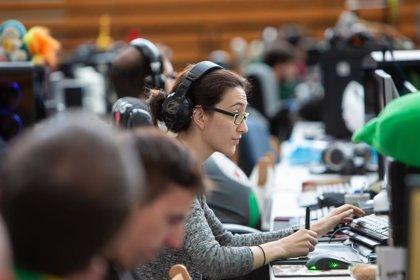 La Navarra LAN Party vive en el campus de la UPNA 72 horas de intercambio de conocimientos sobre tecnología