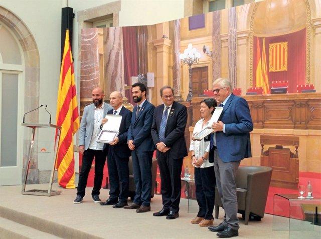 Presentación del Col·lectiu Ciutadella