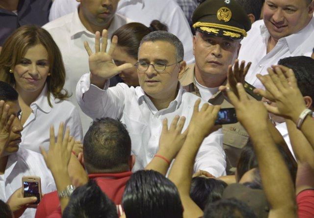 Expresidente de El Salvador, Mauricio Funes