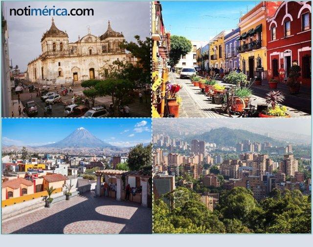 Las 4 ciudades más cool de iberoamerica