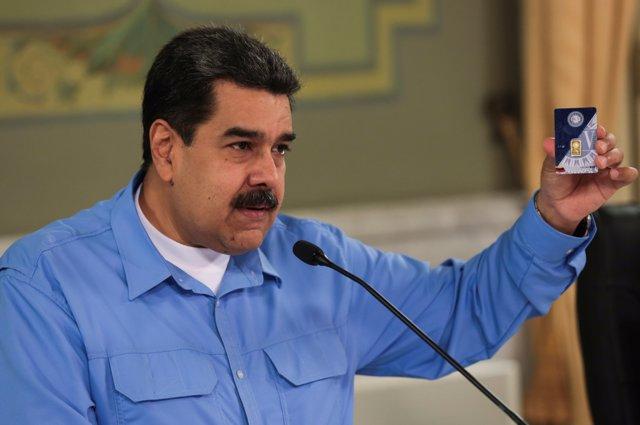 Nicolás Maduro niega que su programa económico esté avalado por el FMI