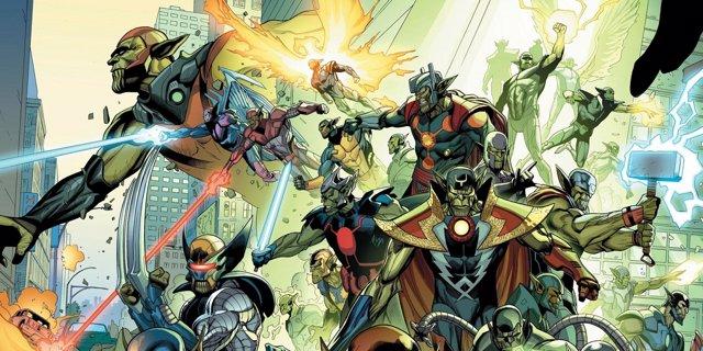 Skrulls en los comics de Marvel