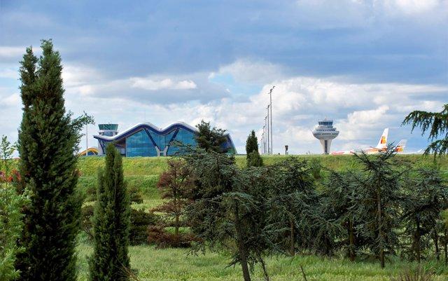 Madrid-Barajas alcanza el segundo nivel de reconocimiento en el registro de huella de carbono
