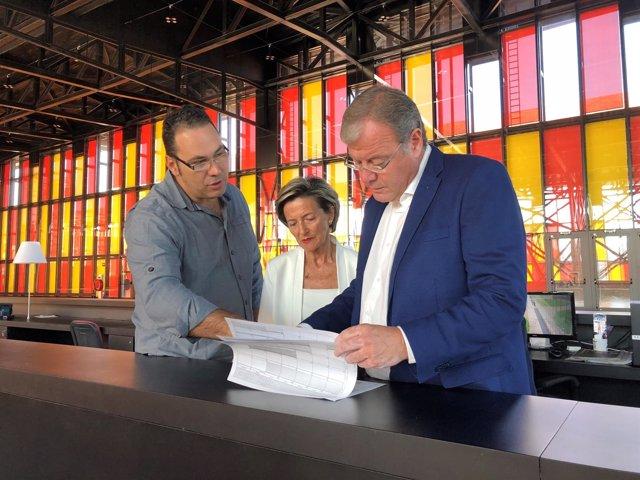 León.- Acuerdo sobre Palacio de Exposiciones