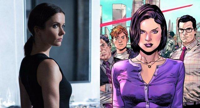 Elizabeth Tulloch será Lois Lane