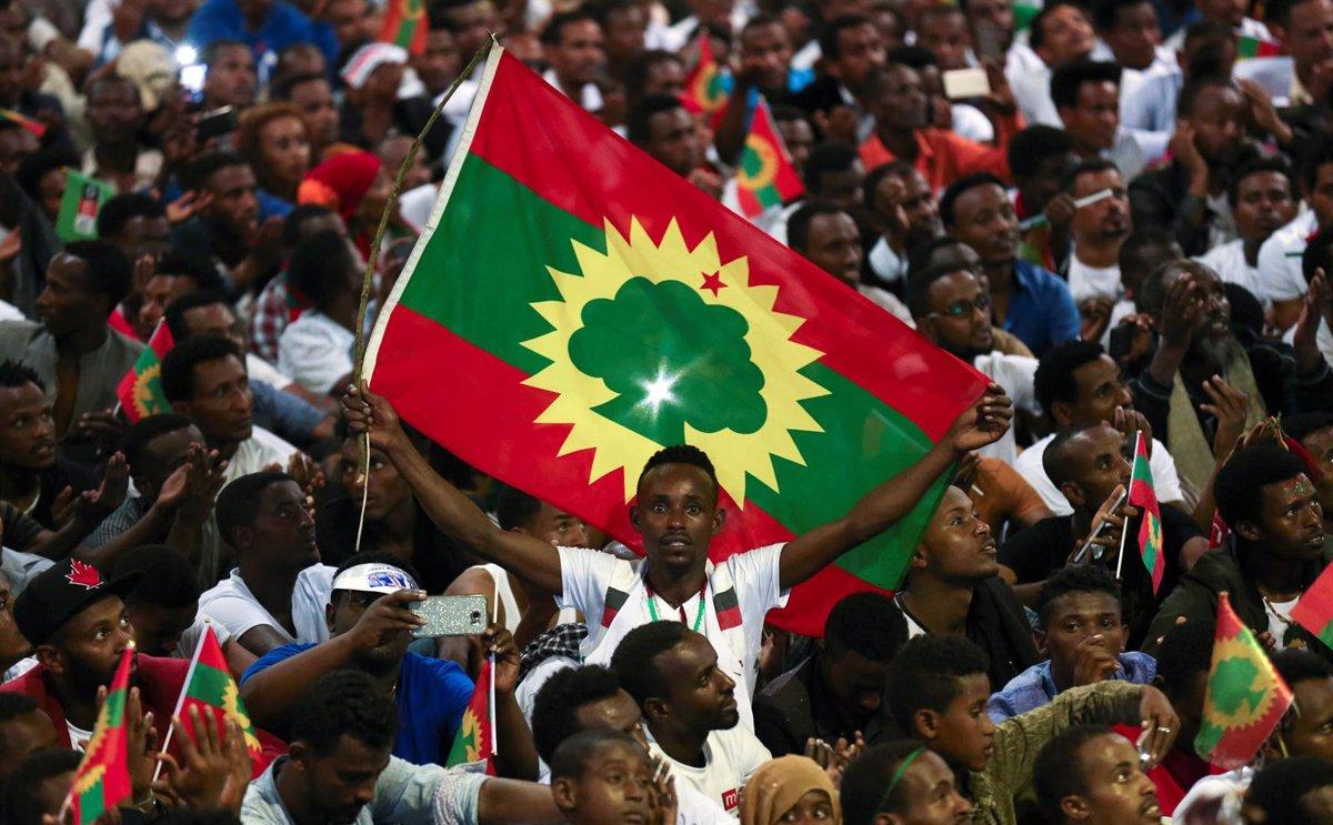 El líder del Frente de Liberación Oromo regresa a Etiopía tras años en el exilio
