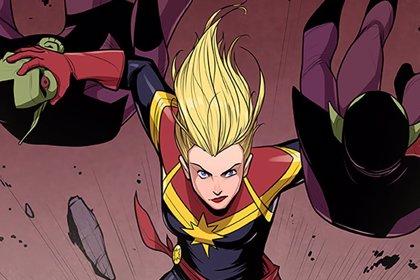 La loca teoría fan que conecta Capitana Marvel con Civil War y los OVNIS de las Luces de Phoenix