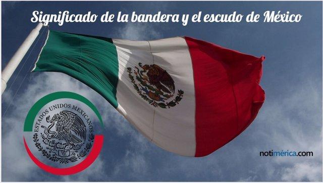 Resultado de imagen para MEXICO BANDERA