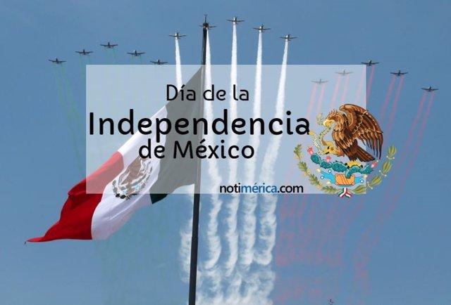 Portada de la independencia