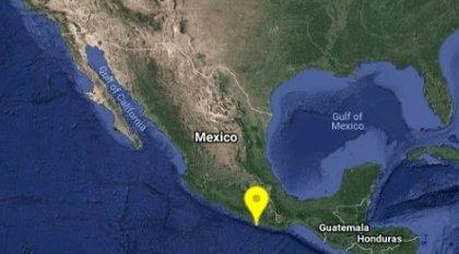 Un sismo de 5.0 grados sacude el estado mexicano de Oaxaca