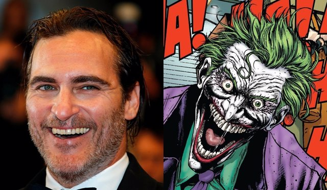 Así luce Joaquin Phoenix como 'Joker'