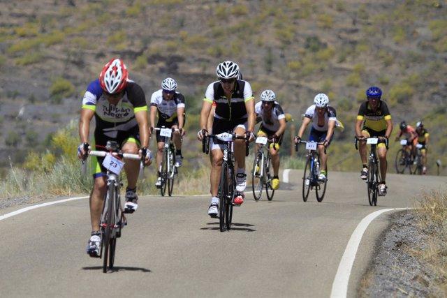 La Vuelta Ciclista a España ha pasado en los dos últimos años por la provincia.
