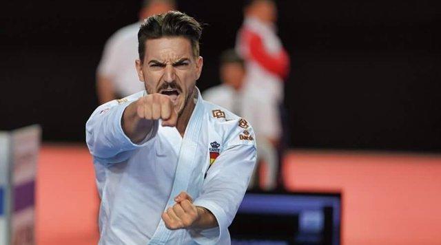Damián Quintero karate Berlín