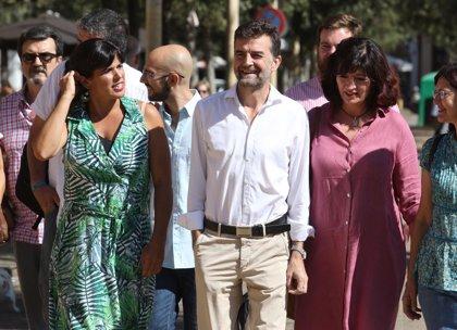 Podemos suma 6 números uno provisionales por dos de IU en listas conjuntas para las primarias de Adelante Andalucía