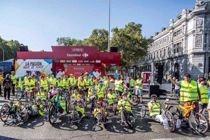 La Vuelta ciclista de las personas con discapacidad