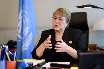 Bachelet traslada a la ONU su preocupación por la violencia contra líderes sociales en Iberoamérica