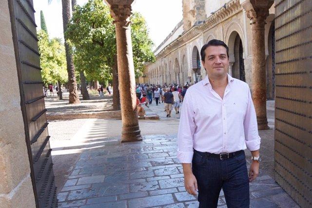 José María Bellido, PP de Córdoba
