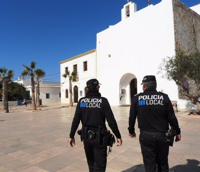 Policía Local Formentera, recurso