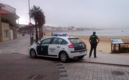 Detenido tras mostrar sus genitales a menores en distintas playas de Nigrán (Pontevedra)