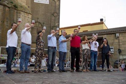 """Urkullu destaca que los vinos de la Rioja Alavesa """"se han revalorizado en el exterior"""""""