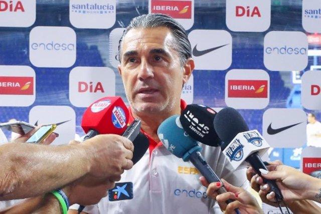 Sergio Scariolo selección española baloncesto