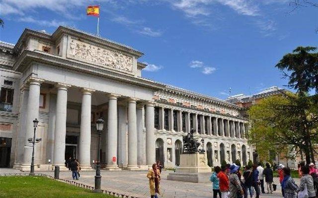 El Museo del Prado cederá a Ceuta durante un mes por su bicentenario un óleo original de gran formato de Goya