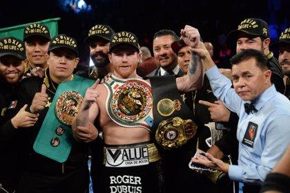 El mexicano 'Canelo' Álvarez endosa la primera derrota a Golovkin