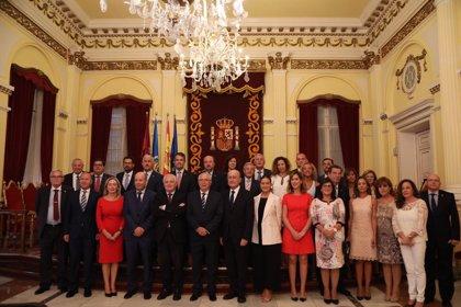 """Málaga y Melilla firman un convenio de colaboración como """"ciudades hermanas"""""""