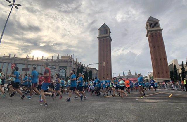 Cursa de la Mercè 2018 de Barcelona