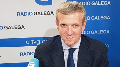 """Rueda: """"Las noticias que vienen de Fomento sobre autopistas gallegas no son nada tranquilizadoras"""""""