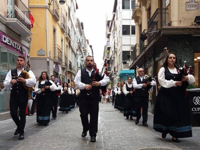 VII Encuentro Internacional de Músicos con Aires Celtas