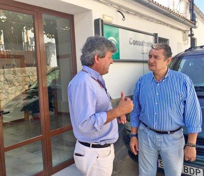 """El PP reclama a la Junta """"mejores servicios sanitarios"""" para Algodonales (Cádiz) y el desdoble de la A-384"""
