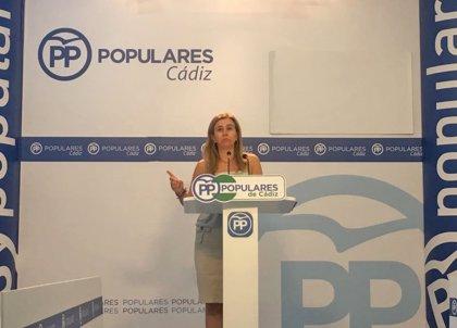 """PP acusa a Junta de """"castigar a los desempleados"""" por """"no invertir"""" 76,7 millones para la ITI de empleo en Cádiz"""