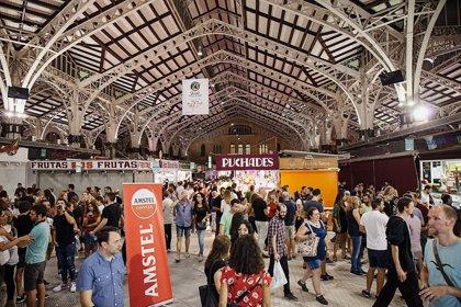 El Bonic/a Fest llena los mercados valencianos de música en directo, bailes y gastronomía