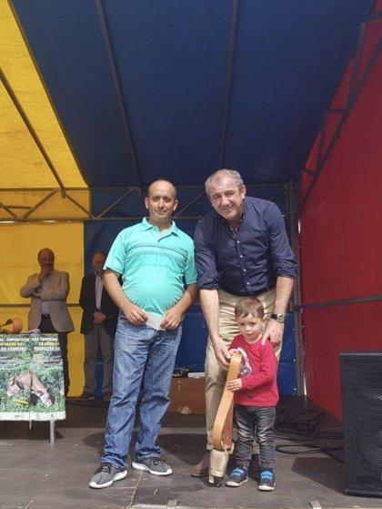 """La Diputación de Lugo destaca el """"éxito de participación"""" del XXX Certame de Gando Vacún de Pedrafita"""