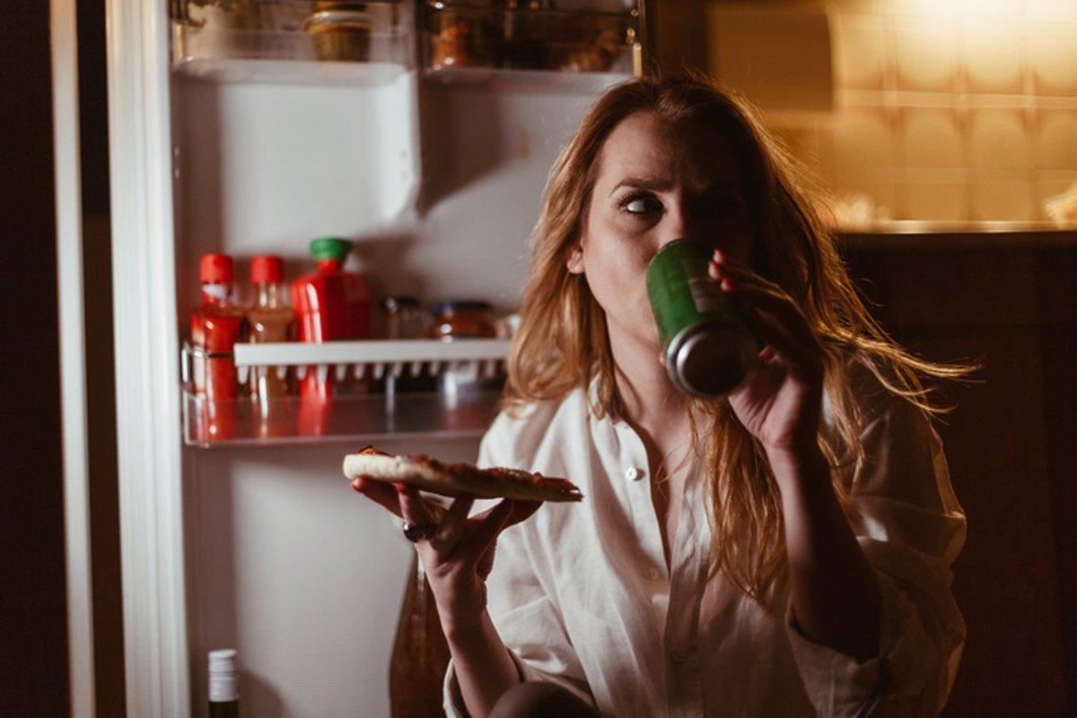 Eres un comedor compulsivo?