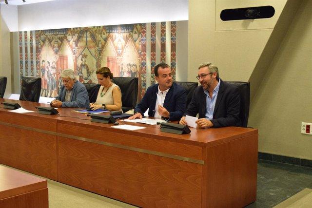 Comisión de Seguimiento del AVE